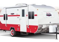 ultra lightweight travel trailers under 2000 pounds