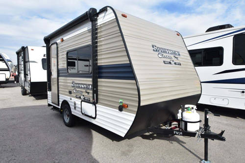 Sportsmen Classic 151RB Travel Trailer