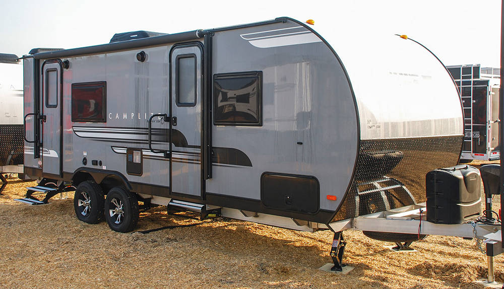 best travel trailers under 6000 lbs
