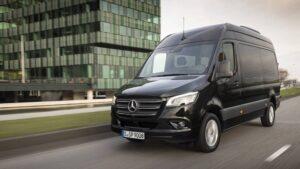 best vans to live in